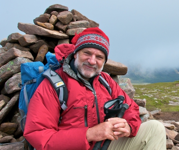 Cameron McNeish will speak during the virtual Keswick Mountain Festival